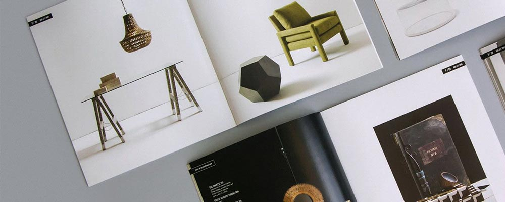 Catalog design and printing in Isfahan