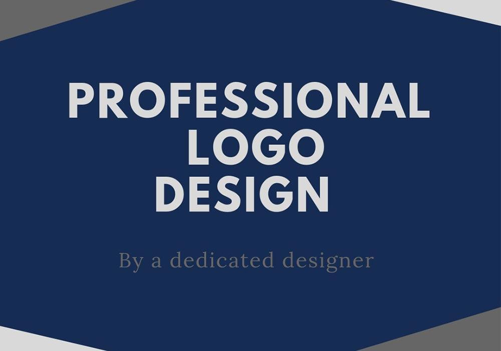 Dedicated and professional logo design