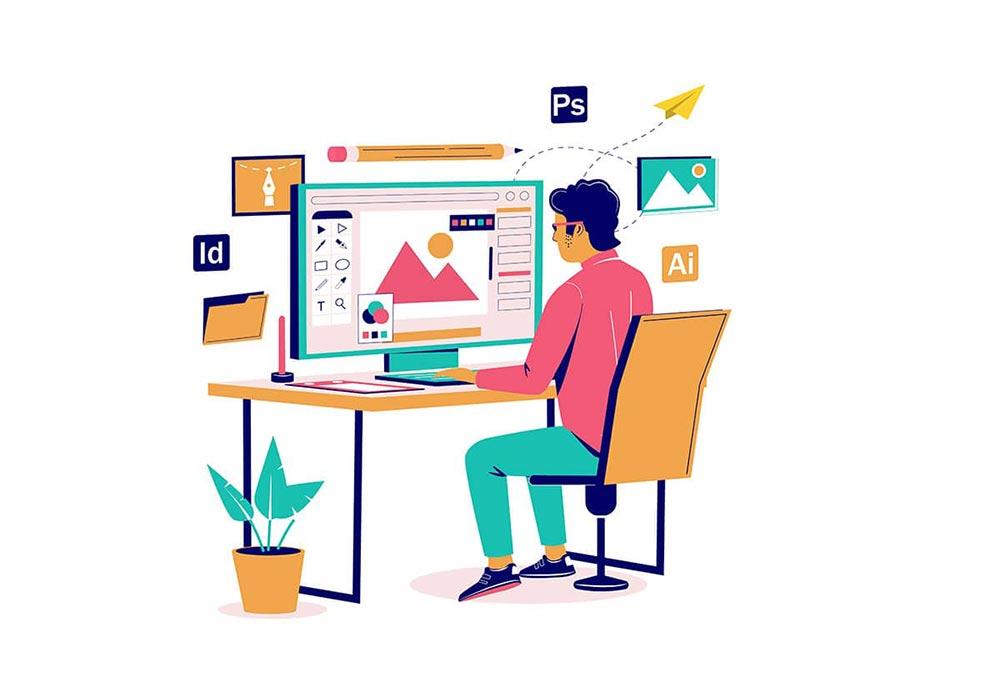 Skills of a designer or graphic designer