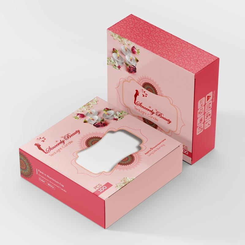 نمونه کارهای طراحی جعبه