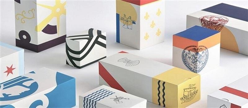 شرکت طراحی و چاپ انواع بسته بندی