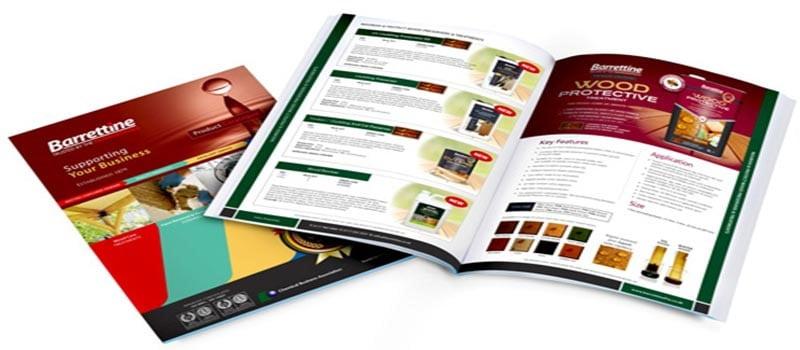 طراحی و چاپ کاتالوگ با کیفیت